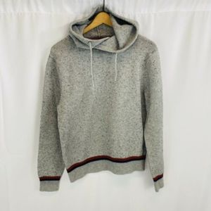 Tommy Hilfiger Luxury Blend Hooded Sweater Mens L